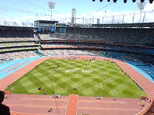 2006 Commonwealth Games - Melbourne Cricket Ground