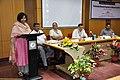 Madhuvanti Ghosh Addressing - Opening Session - VMPME Workshop - Science City - Kolkata 2015-07-15 8494.JPG