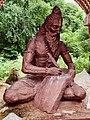 Madku island Mandukya rishi memorial, Chhattisgarh - 4.jpg
