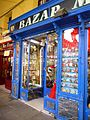 Madrid - Plaza Mayor, bazar 3.JPG