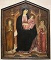 Maestro vicchio di rimaggio, maestà con le sante maria maddalena e caterina, 1310 circa.JPG