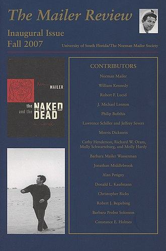 The Mailer Review - Image: Mailer Review, Volume 1