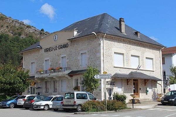 Photo de la ville Virieu-le-Grand