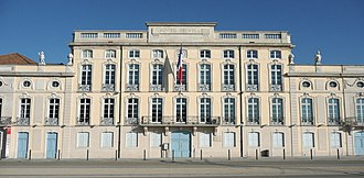 Mâcon - Mâcon town hall