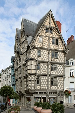 La Maison Des Artisants Ville
