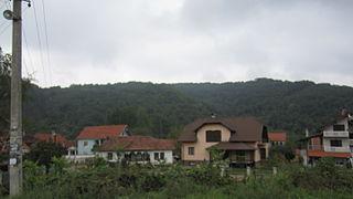 Mala Kopašnica Village in Jablanica District, Serbia