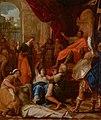 Malarz francuski - Święty Paweł uzdrawiający na Malcie.jpg