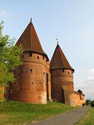 Malbork Castle - Malbork, Poland - Exterior