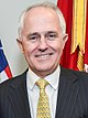 Malcolm Turnbull at the Pentagon 2016 cropped.jpg