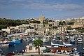 Malta Gozo Mgarr BW 2011-10-08 09-32-22.JPG