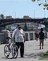 Man Walking a Bicycle.jpg