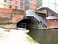 Manchester, Ashton Canal, Ducie Street Bridge 1 - geograph.org.uk - 1700252.jpg