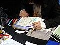 Mang'Azur - 2009 - Dédicace Song Yang - P1050996.JPG