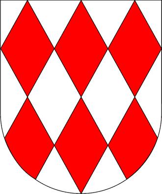 House of Mansfeld - Mansfeld coat of arms until 1229