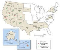 Geothermal energy in the United States - Wikipedia