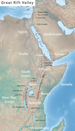 riftdalen kart Riftdalen – Wikipedia riftdalen kart