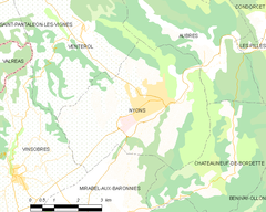 Map commune FR insee code 26220.png