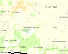 Map commune FR insee code 28353.png