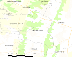 Map commune FR insee code 32048.png