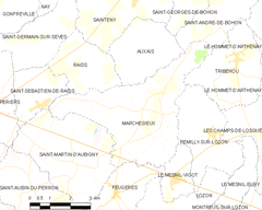 Map commune FR insee code 50289.png