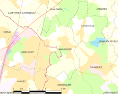 Map commune FR insee code 59630.png