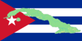 Map flag of Cuba.png