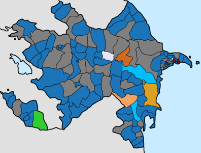 Map of 2015 Azerbaijani parliamentary elections results.png
