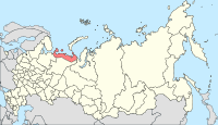 Map of Russia - Nenets Autonomous Okrug (2008-03).svg