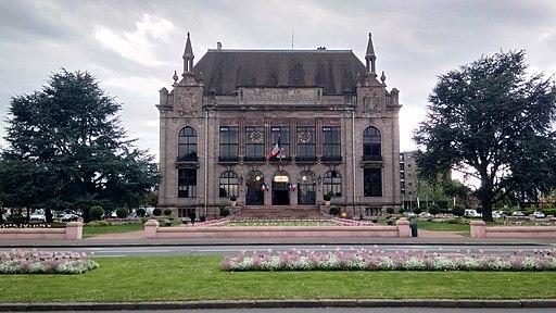 Marcq en baroeul mairie