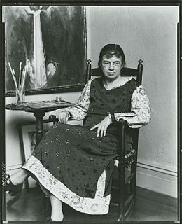 image of Marguerite Thompson Zorach from wikipedia