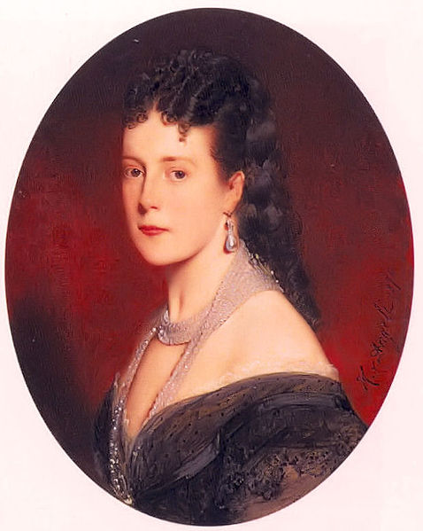 File Maria Hendrika Of Belgium Buste Jpg Wikipedia