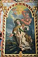 Maria Rain Wallfahrtskirche Mariae Himmelfahrt Altarblatt Marter der Apollonia im Apollonia-Altar 18082013 541.jpg