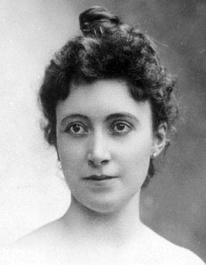 Marie Brema - Marie Brema in 1897