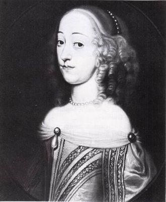 Marie Elisabeth of Brunswick-Wolfenbüttel - Image: Marie Elisabeth of Brunswick Wolfenbüttel