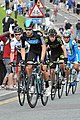 Mark Cavendish and Bernhard Eisel, 2012 Tour of Britain.jpg