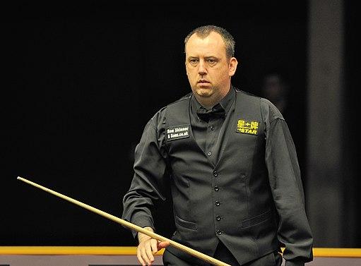 Mark Williams at Snooker German Masters (Martin Rulsch) 2014-01-30 04