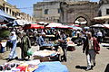 Market outside Medina (Old City) Wallls - Meknes - Morocco.jpg