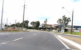 Green Fields, South Australia - Martins Road