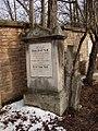 Marx cemetery B militaer rechnungs offizial.jpg