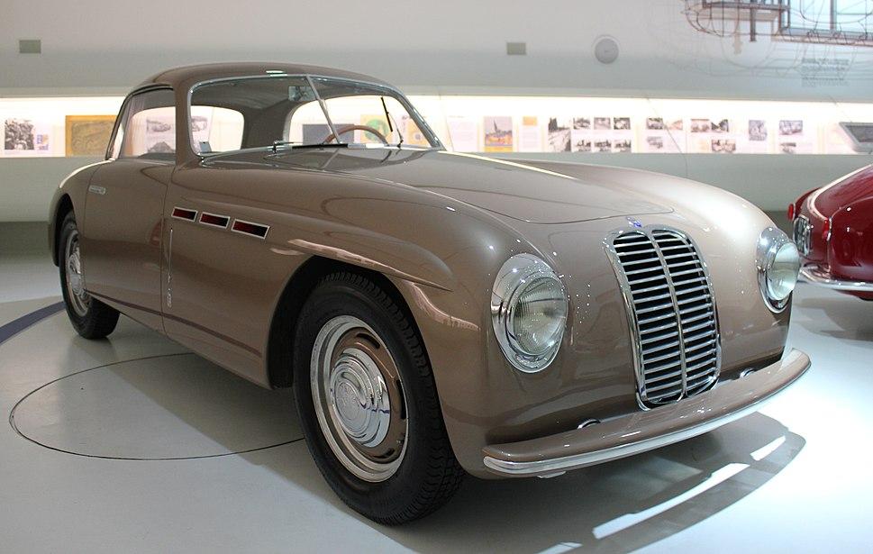 Maserati A6 1500 - Museo Enzo Ferrari - fvr