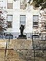 Massachusetts State House JFK statue.jpg
