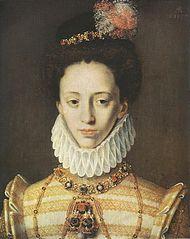 Portrait of a Princess of Jülich, Cleve and Berg