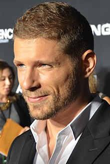 Matt Lauria - Kingdom Premiere Oct 2014 (cropped).jpg