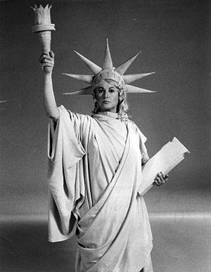 Bea Arthur - Bea Arthur as Maude, circa 1973