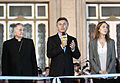 Mauricio Macri inauguró la plaza Estado del Vaticano (7296907718).jpg