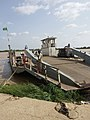 Mauritanian Ship on the Senegal's River- Rosso.jpg