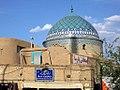 Mausoleum of Bogheh-ye Sayyed Roknaddin (8906629448).jpg