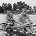 Max Alwin and Peter Bots 1964.jpg