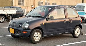 Autozam - Image: Mazda Carol 001