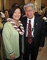 Mazie Hirono and Daniel Akaka.jpg